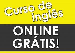 curso de inglês online gratuito com certificado