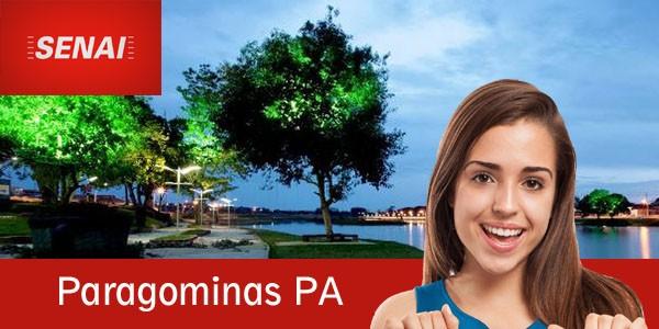 Senai cursos gratuitos em Paragominas PA