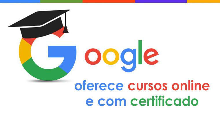 Google oferece cursos de graça de marketing e negócios