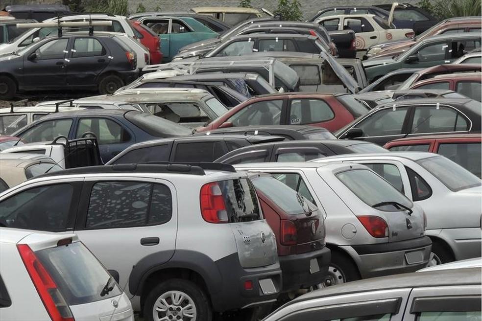 Leilão De Carros Apreendidos Detran 2020