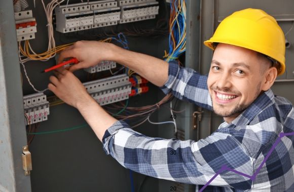 curso de eletricista grátis, autonomia