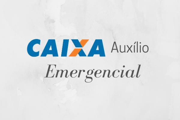 CAIXA-Auxílio-Emergencial