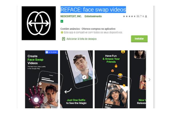 REFACE-face-swap-videos