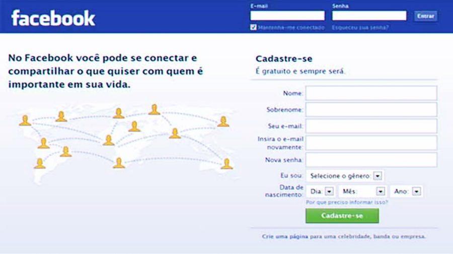 Como-criar-um-Facebook