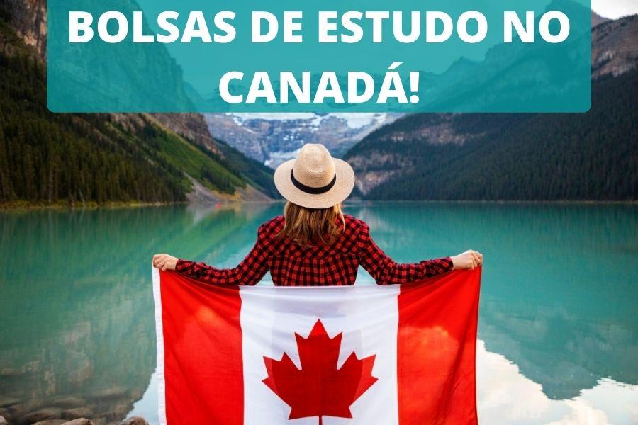BOLSAS DE ESTUDO NO CANADÁ!