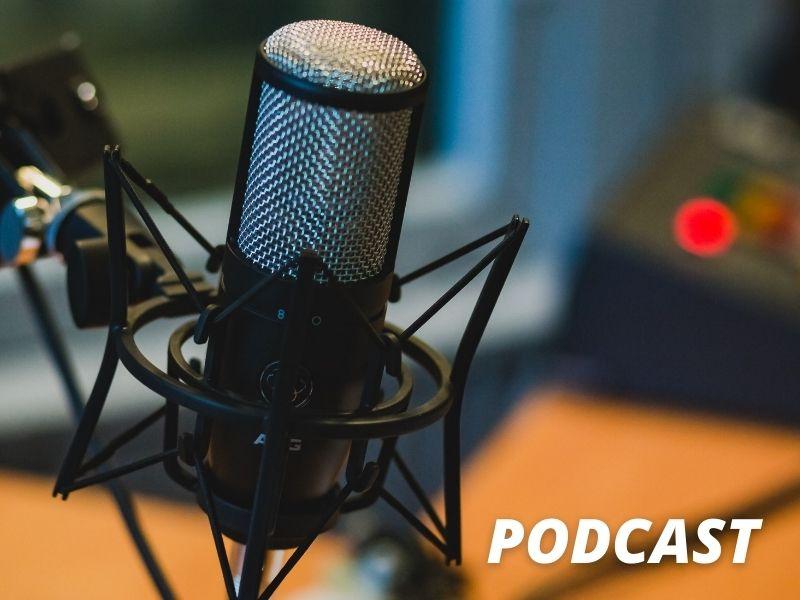 curso de produção de podcast