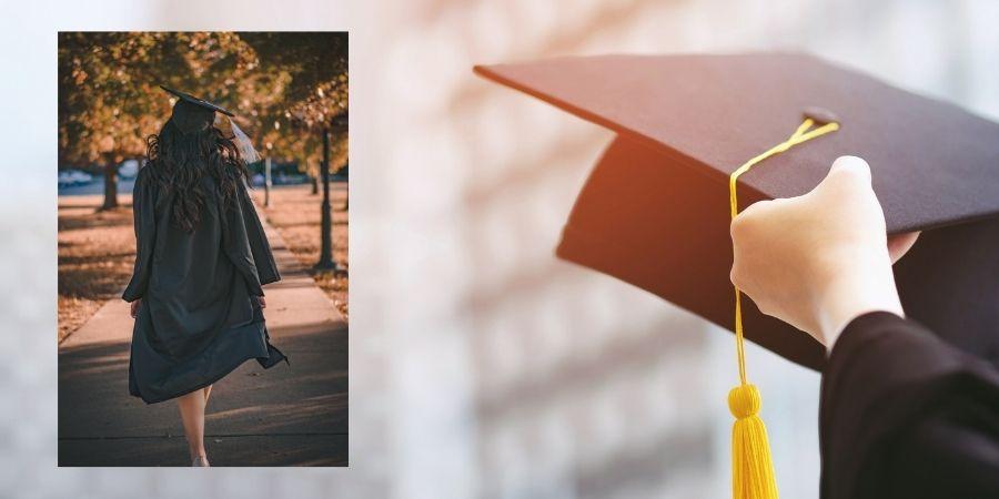 formatos de graduação