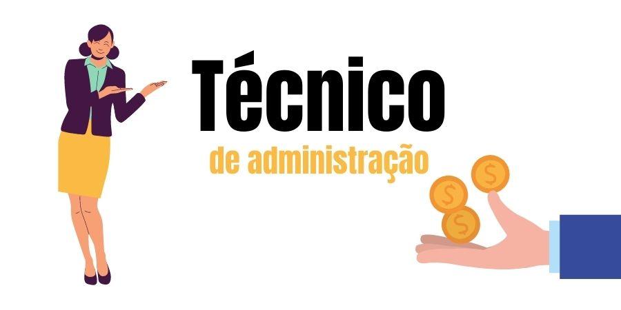 técnico de administração