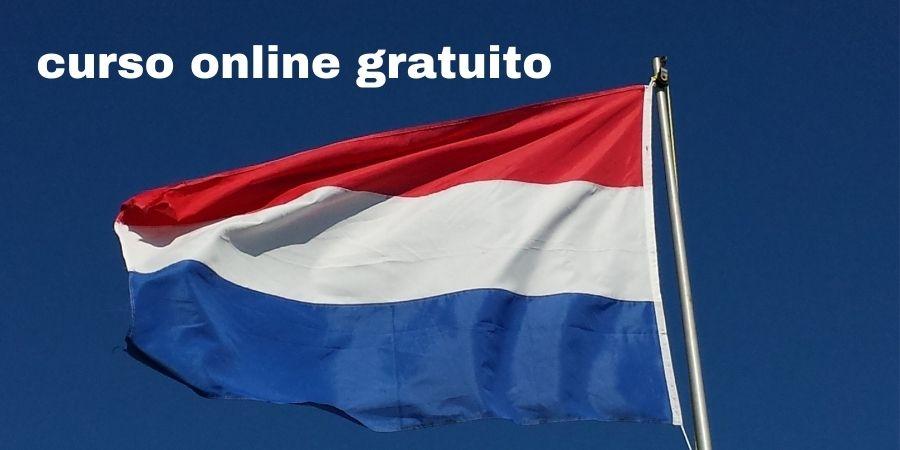 curso online gratuito na Holanda